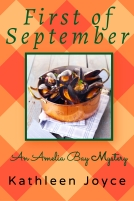 First of September clam cover. (1)